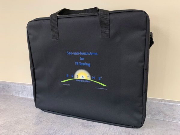 See-and-Touch TB Arm Case