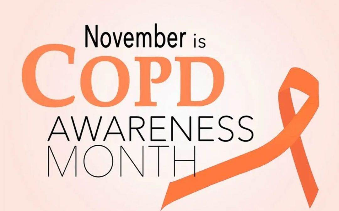 November is COPD Awareness Month