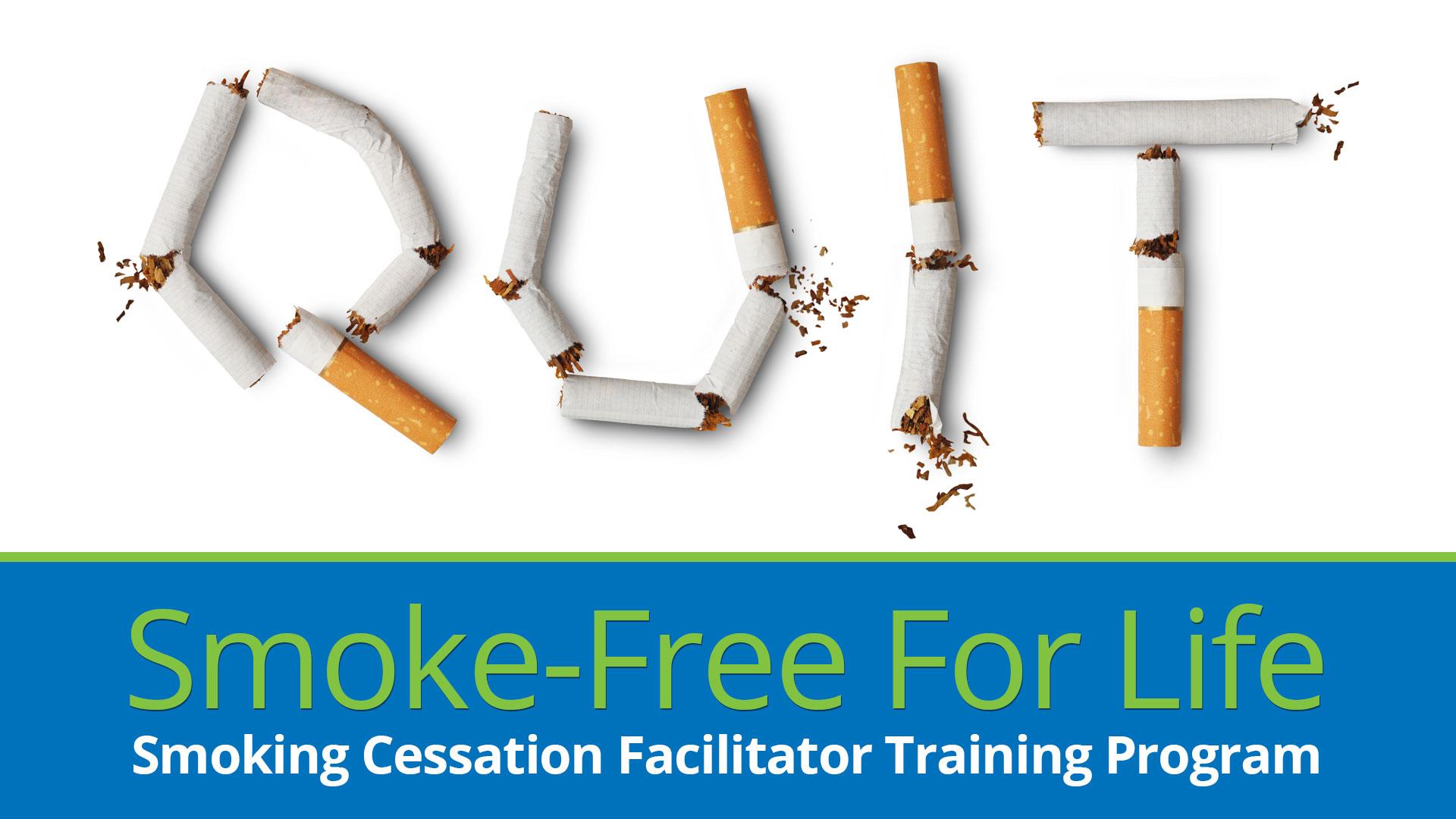 Smoking Cessation Facilitator Training